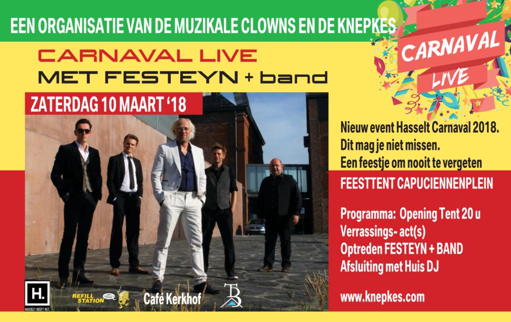 Carnaval live 2018