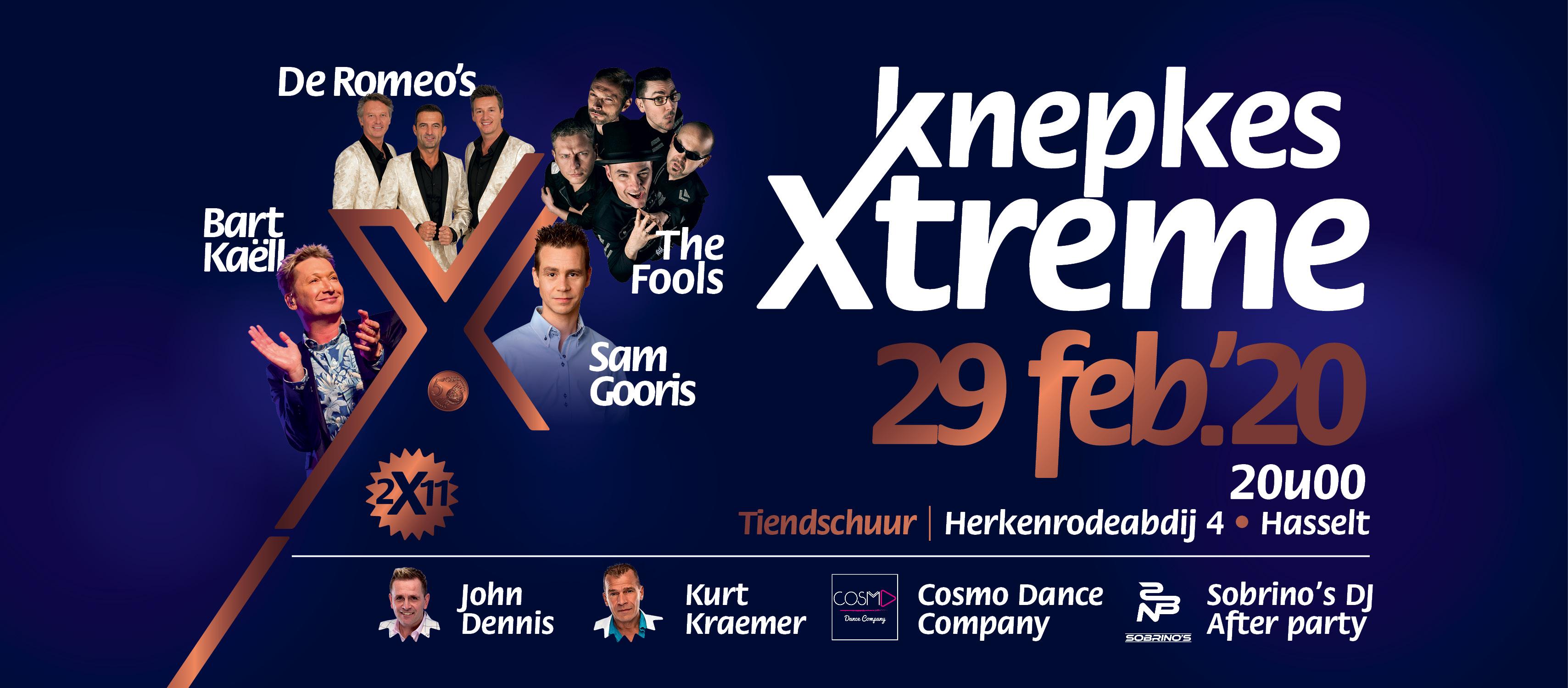 Knepkes Xtreme affiche